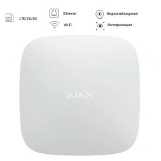 Ajax Hub 2 Plus (white)