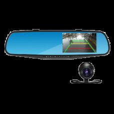 Автомобильный видеорегистратор CAR-DVR-MIRROR
