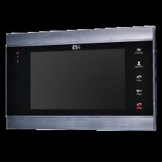 "RVI VD7-12M-BLACK  7"" Видеодомофон"