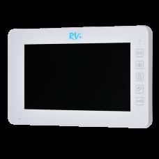 """RVI VD7-22-WHITE  7"""" Видеодомофон"""