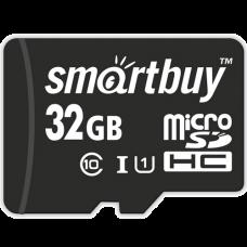 micro SDHC 32GB карта памяти Smartbuy