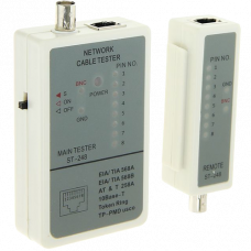 Cablexpert NCT-1, для RJ-45, RG-58