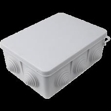 Коробка распределительная ОП 190 x 140 x 70 мм с гермовводом HEGEL КР2607-И