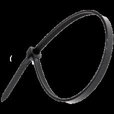 Хомут nylon 200x3,6 мм 100 шт. чёрный Tantos