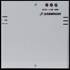 ИВЭПР-1230РМ-7-ФЗР-4 12В 3 Ампера Бесперебойный блок питания