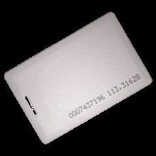 Strazh CARD-THICK Карточка пластиковая толстая