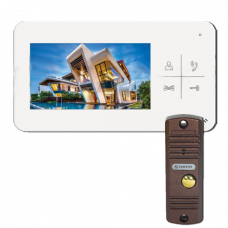 LUMI Kit - комплект цветного видеодомофона