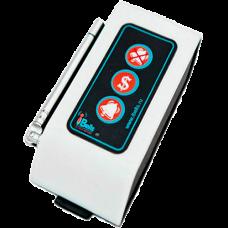 Кнопка вызова iBells - 307 (Белая)