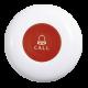 Кнопка вызова rBells 320 красная