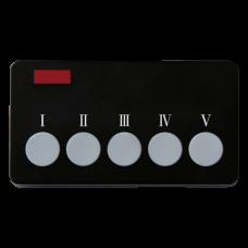 Кнопка вызова iBells - 350 BLACK