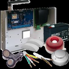 Готовый комплект GSM сигнализации KV-1010-E  Эконом