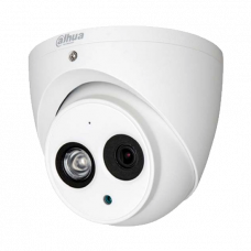 Антивандальная 4 в 1 (AHD/CVI/TVI/Аналог) камера Dahua DH-HAC-HDW1220EMP-A-0280B-S3