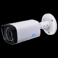 Уличная вариофокальная CVI камера RVI HDC311-C-27-12