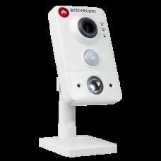 Малогабаритная (кубик) IP камера ActiveCam AC-D7101IR1
