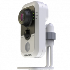 Малогабаритная (кубик) IP камера Hikvision DS-2CD2432F-IW