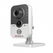 Малогабаритная (кубик) IP камера HiWatch DS-I114W (4 mm)