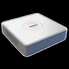 HiWatch DS-N104P 4х канальный  видеорегистратор