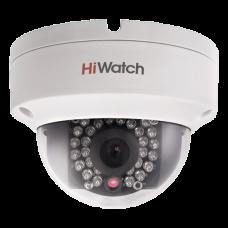 Антивандальная IP камера HiWatch DS-N211