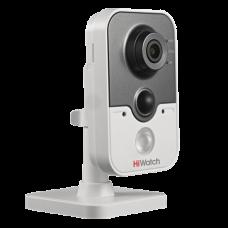 Малогабаритная (кубик) IP камера HiWatch DS-N241W