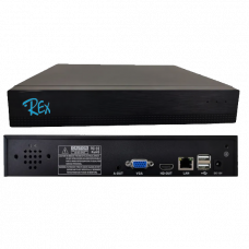 REX NVR-0901-AI 9ти канальный  IP видеорегистратор