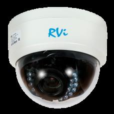 Купольная вариофокальная IP камера RVI IPC31S-28-12