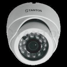 Купольная IP камера Tantos TSI-DLE11F