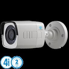 Уличная 4 в 1 (AHD/CVI/TVI/Аналог) камера O'Zero AC-B21 (3.6)