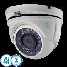 Антивандальная 4 в 1 (AHD/CVI/TVI/Аналог) камера O'Zero AC-VD21 (3.6)