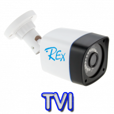 Уличная TVI/аналоговая камера REX ACM-0101-F2