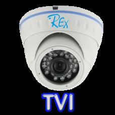 Антивандальная TVI/аналоговая камера REX ACM-0201-F1