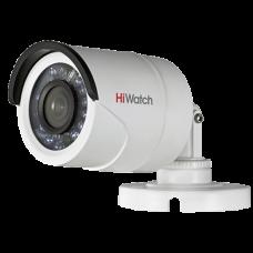 Уличная TVI камера HiWatch DS-T100 (6 mm)