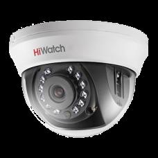 Купольная TVI камера HiWatch DS-T101 (2.8 mm)