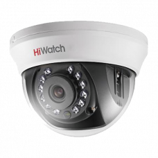 Купольная TVI камера HiWatch DS-T201 (6 mm)