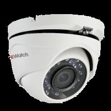 Антивандальная TVI камера HiWatch DS-T203 (6 mm)