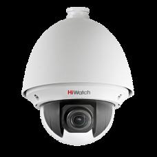 Скоростная купольная PTZ TVI камера HiWatch DS-T255