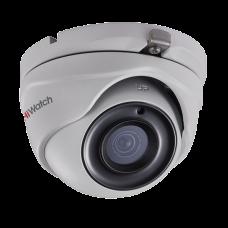 Антивандальная TVI камера HiWatch DS-T303 (6 mm)