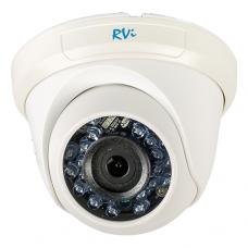Купольная TVI камера RVI HDC311B-AT