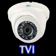 Купольная TVI камера RVI HDC311B-T-28