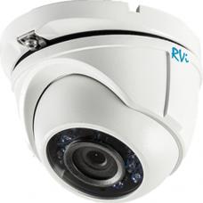 Антивандальная TVI камера RVI HDC311VB-AT