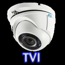 Антивандальная TVI камера RVI HDC321VB-T-28