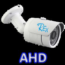 Уличная AHD камера REX AHD-0110-F1