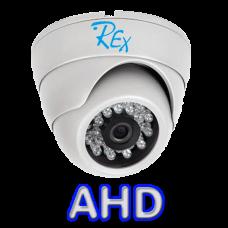 Купольная AHD камера REX AHD-0310-F1