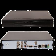 REX AHD-DVR0420-2 4х канальный гибридный видеорегистратор