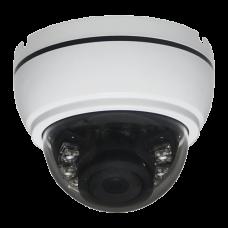 Купольная вариофокальная 4 в 1 (AHD/CVI/TVI/Аналог) камера Altcam DDV21IR