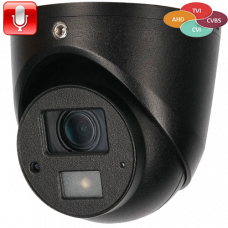 Антивандальная 4 в 1 (AHD/CVI/TVI/Аналог) камера Dahua DH-HAC-HDW1220GP-0360B