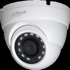 Антивандальная вариофокальная CVI камера Dahua DH-HAC-HDW1400MP-0280B