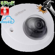 Антивандальная IP камера Dahua DH-IPC-HDPW1420FP-AS-0280B