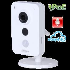 Малогабаритная (кубик) IP камера Dahua DH-IPC-K35AP