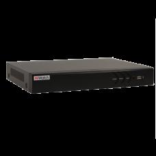HiWatch DS-H204U(B)  4х канальный  видеорегистратор