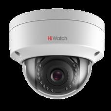 Антивандальная IP камера HiWatch DS-I102 (4 mm)